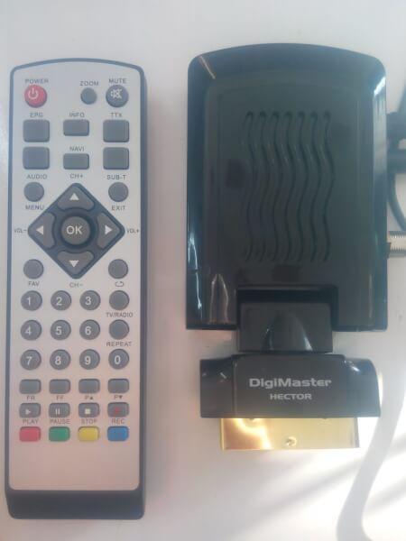 Digimaster Skartlı Mini Uydu Kumandası