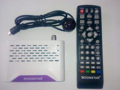 Moonstar 6500 Keykubat Mini Hd Kumanda