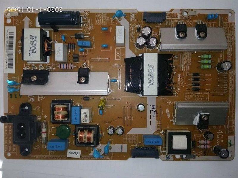 Samsung UE40KU7000 40″ Smartlı Led Tv Kartları