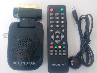 Moonstar Dsr 6500 Emotion Mini Skartlı Uydu Kumandası
